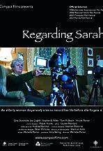 Regarding Sarah
