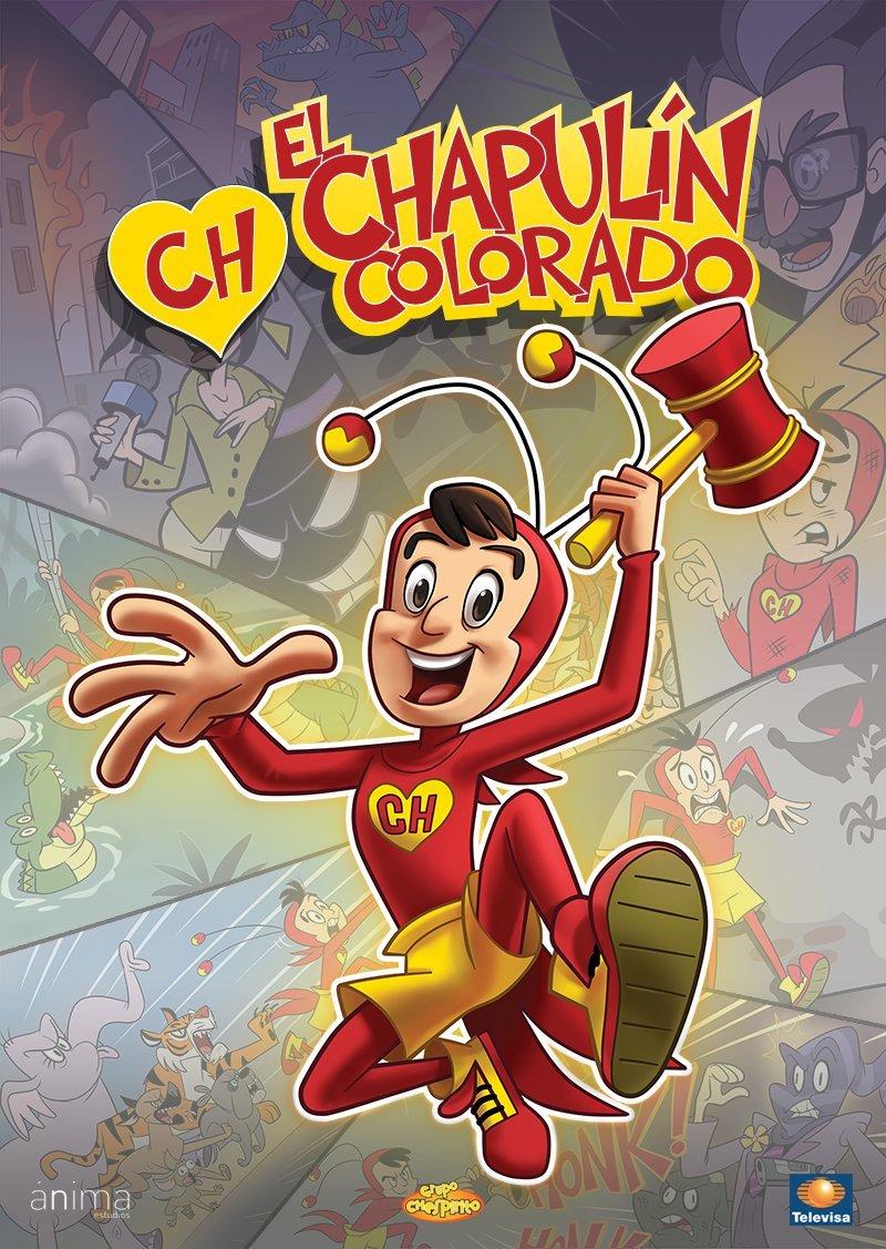 El Chapulín Colorado (TV Series 2015– ) - IMDb