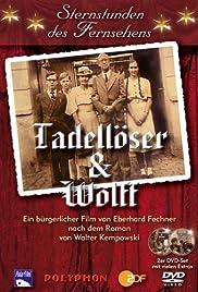 Tadellöser & Wolff Poster