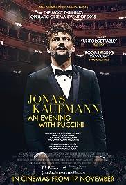 Jonas Kaufmann: An Evening with Puccini Poster