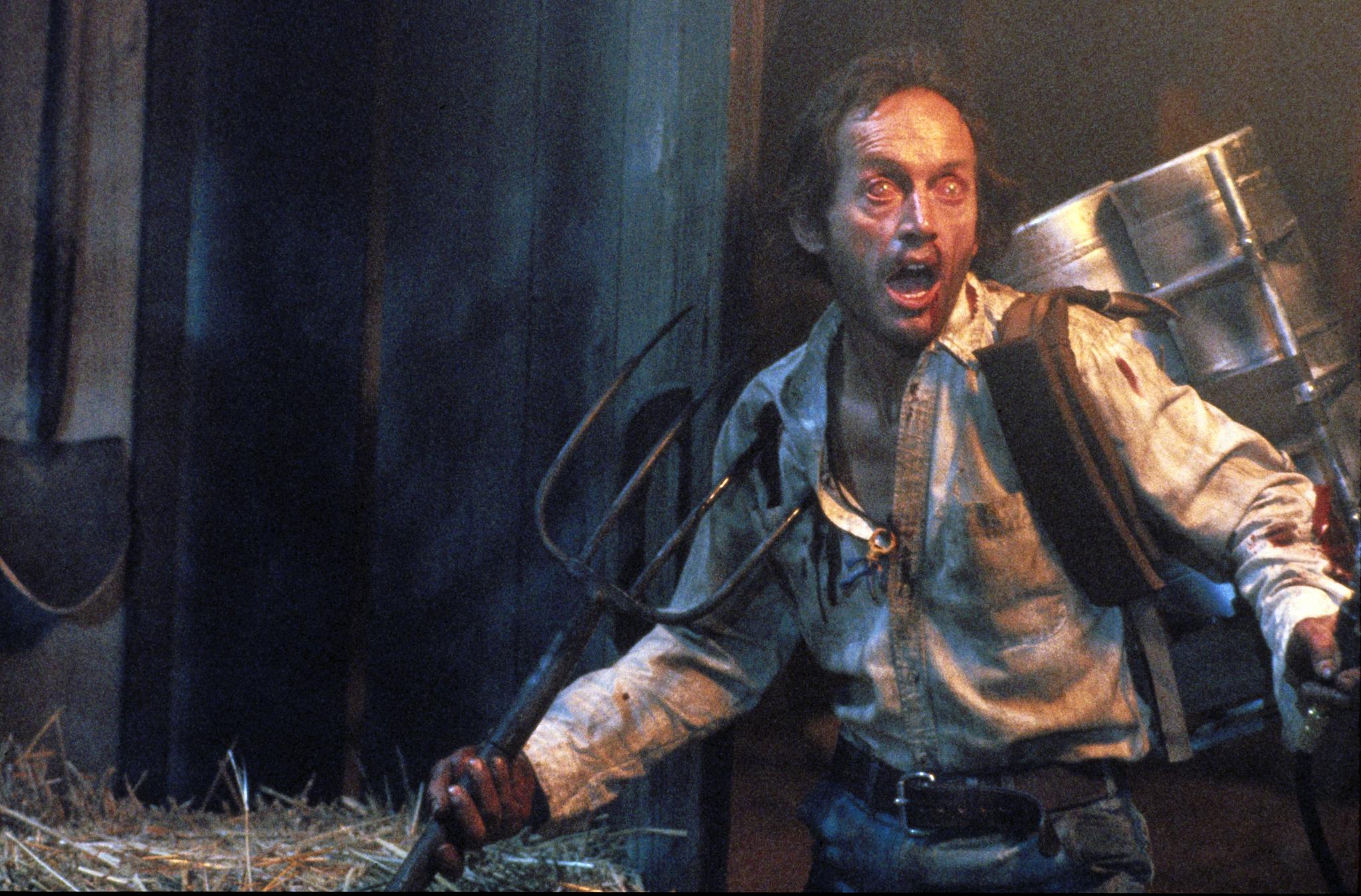 Lance Henriksen in Pumpkinhead (1988)