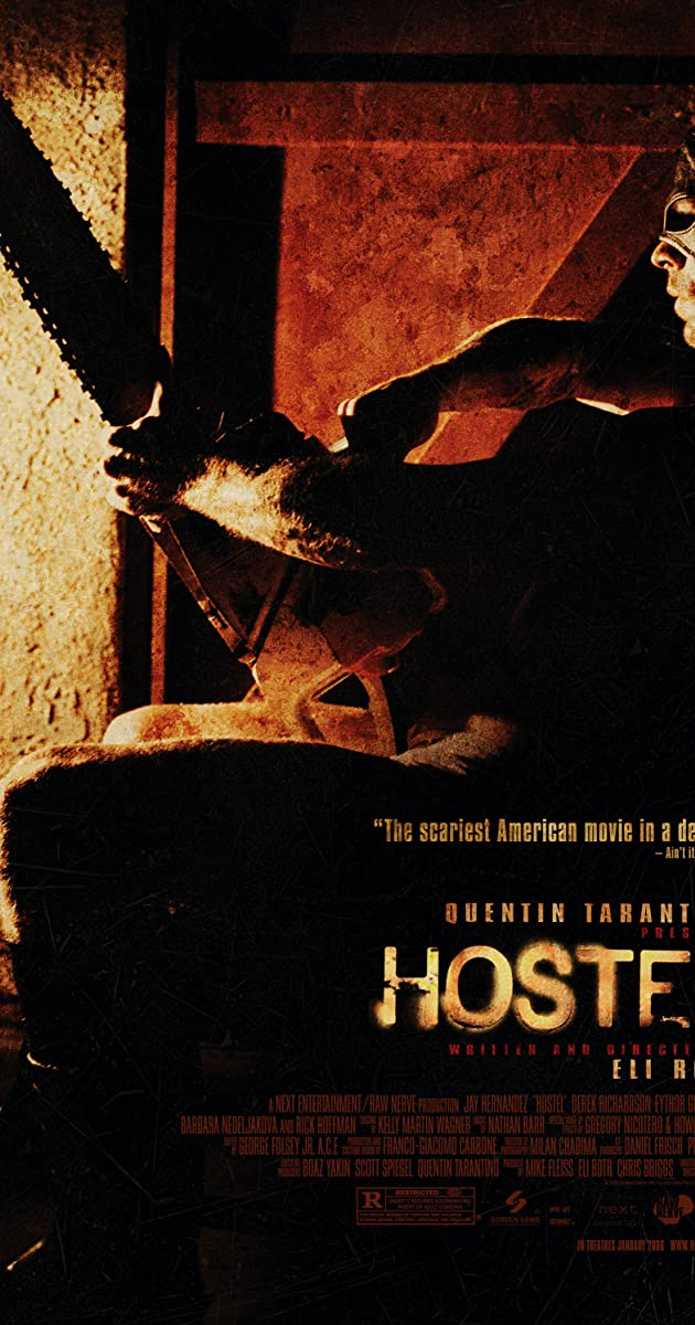 Hostel 2005 Imdb