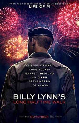 Movie Billy Lynn's Long Halftime Walk (2016)