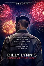 Billy Lynn's Long Halftime Walk (2016) Poster - Movie Forum, Cast, Reviews
