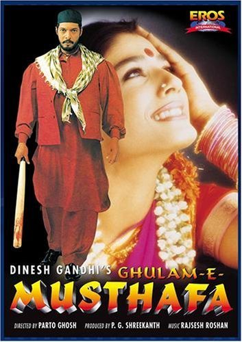 Ghulam-E-Musthafa 1997 Hindi Movie NF WebRip 400mb 480p 1.3GB 720p 4GB 7GB 1080p