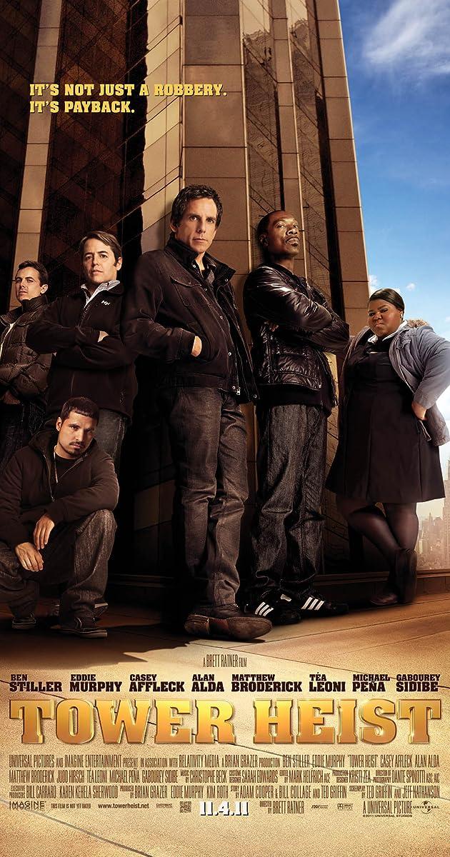 Tower Heist (2011) - IMDb