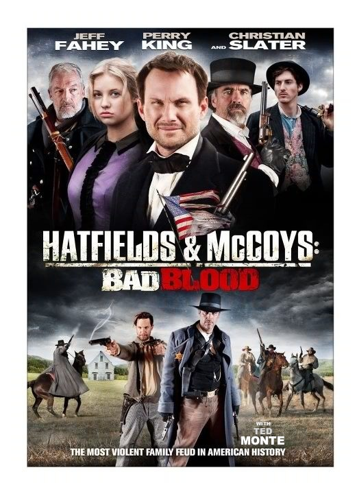 Ted Monte in Hatfields and McCoys: Bad Blood (2012)