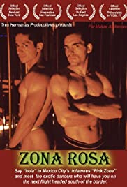 Zona rosa Poster