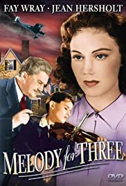 Melody for Three Poster
