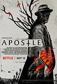 Dan Stevens in Apostle (2018)