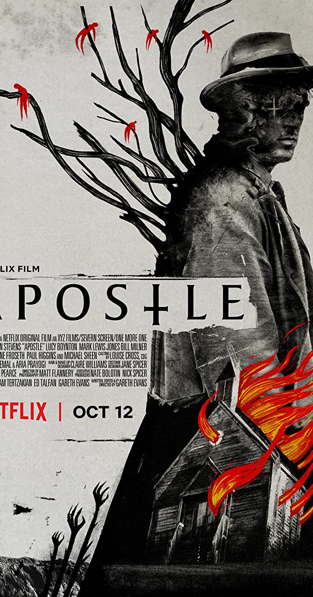 Play or Watch Movies for free Apostle (2018)