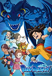 Blue Dragon (TV Series 2007–2008) - IMDb