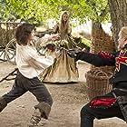 Logan Lerman, Carsten Norgaard, and Gabriella Wilde in The Three Musketeers (2011)