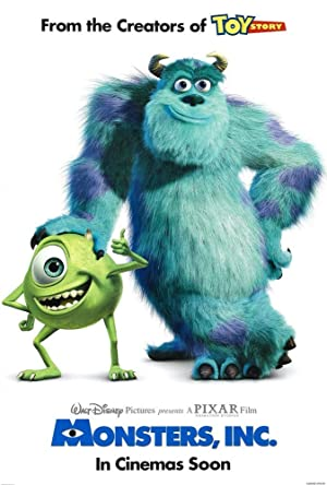 Monsters, Inc. Poster Image