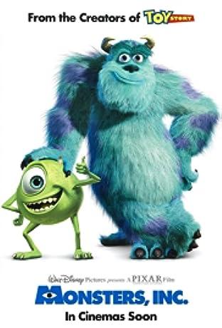 Monsters, Inc. (2001)