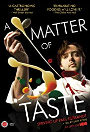 A Matter of Taste: Serving Up Paul Liebrandt (2011) Poster - Movie Forum, Cast, Reviews