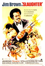 Slaughter (1974) Poster - Movie Forum, Cast, Reviews