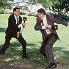 Chris Kattan and Fred Ward in Corky Romano (2001)