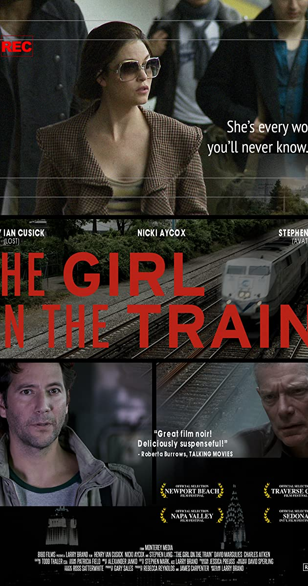 Subtitle of The Girl on the Train