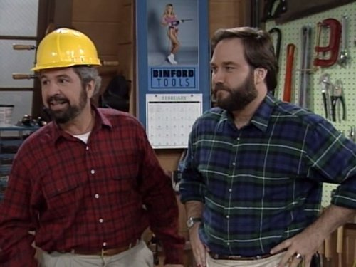Home Improvement What About Bob Tv Episode 1992 Imdb