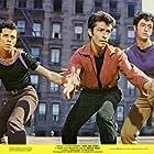 George Chakiris, Jay Norman, and Eddie Verso in West Side Story (1961)