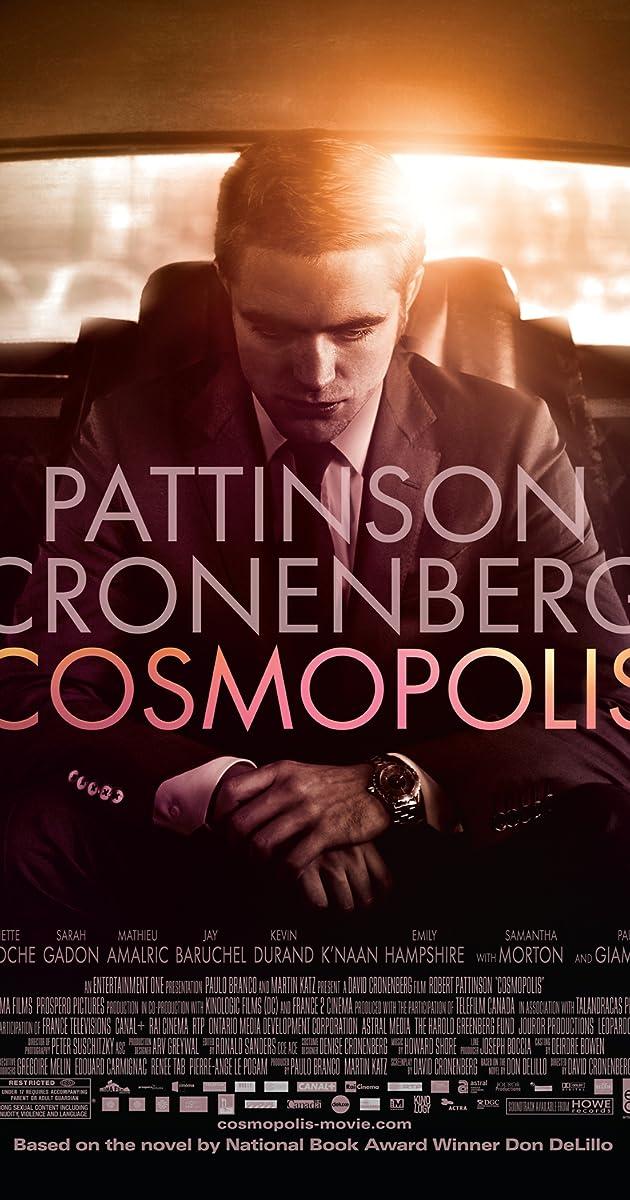 Subtitle of Cosmopolis
