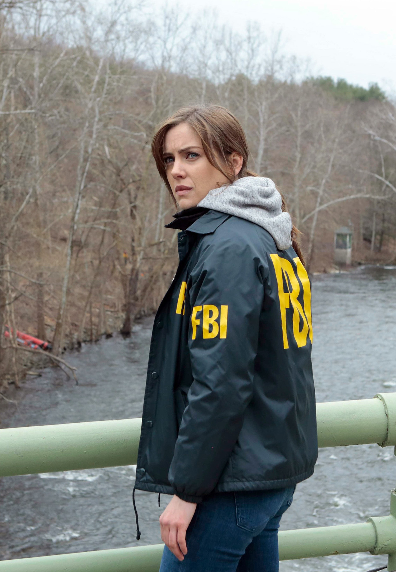 Jessica Stroup in The Following (2013)