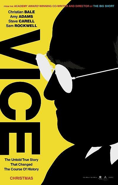 Vice (2018) DVDScr