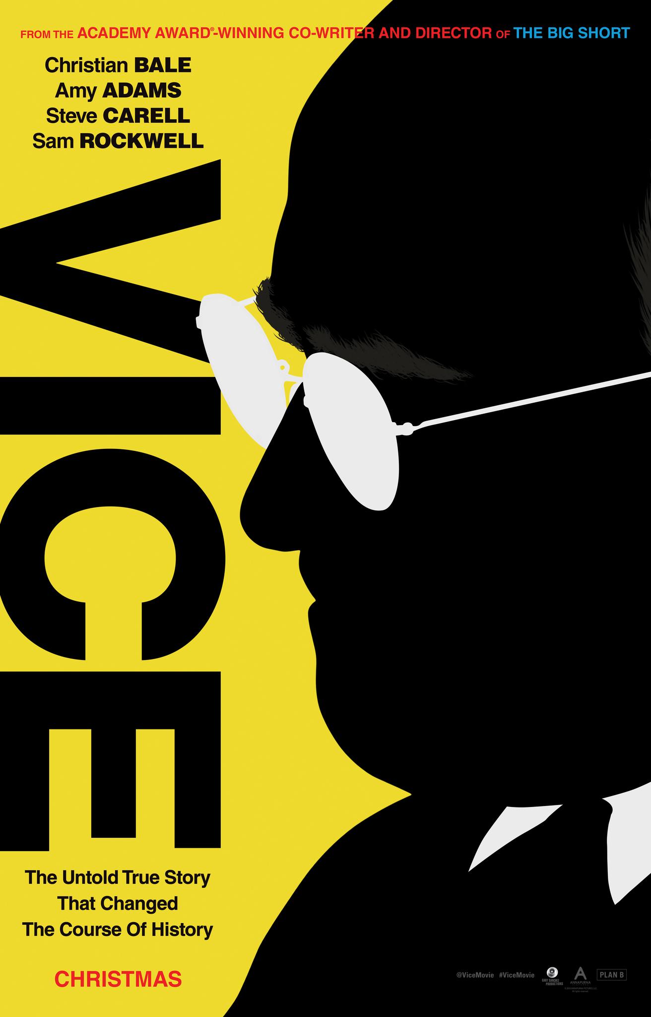 Vice (2018) BluRay 480p, 720p & 1080p