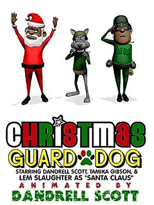 Christmas Guard Dog