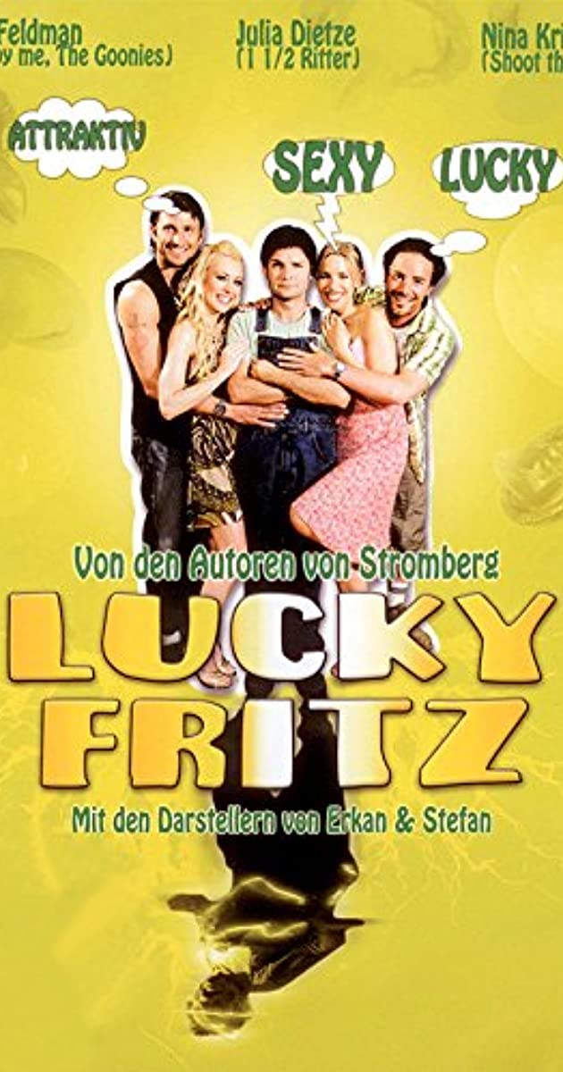 Subtitle of Lucky Fritz