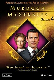 Murdoch Mysteries: The Curse of the Lost Pharaohs Poster