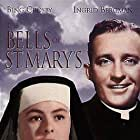Ingrid Bergman and Bing Crosby in The Bells of St. Mary's (1945)