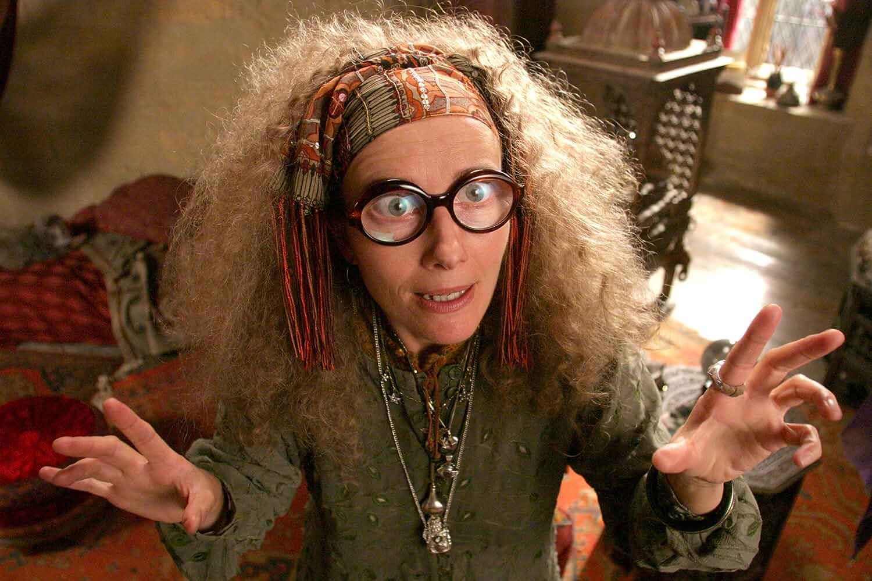 Emma Thompson in Harry Potter and the Prisoner of Azkaban 2004