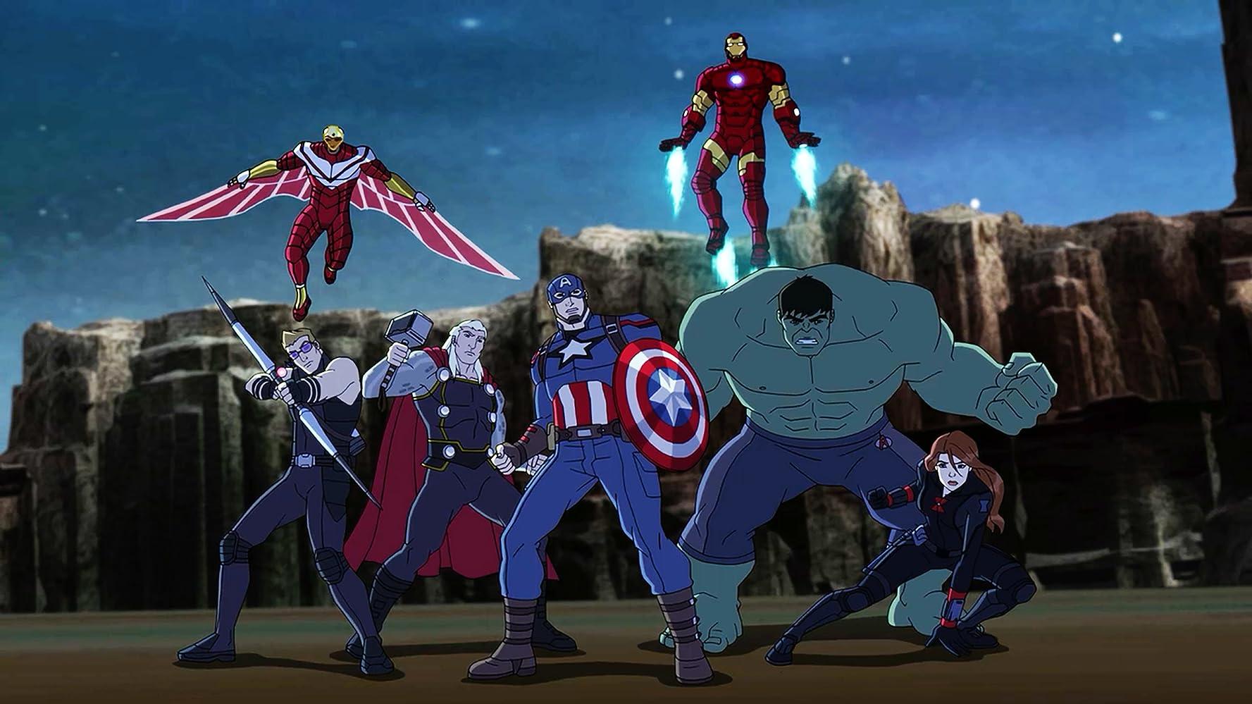 Avengers Assemble (2013)