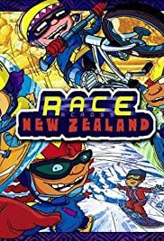 Rocket Power: Race Across New Zealand Poster