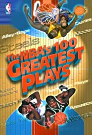 NBA 100 Greatest Plays Poster