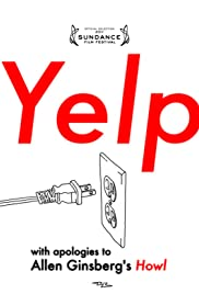 Yelp: With Apologies to Allen Ginsberg's 'Howl' Poster