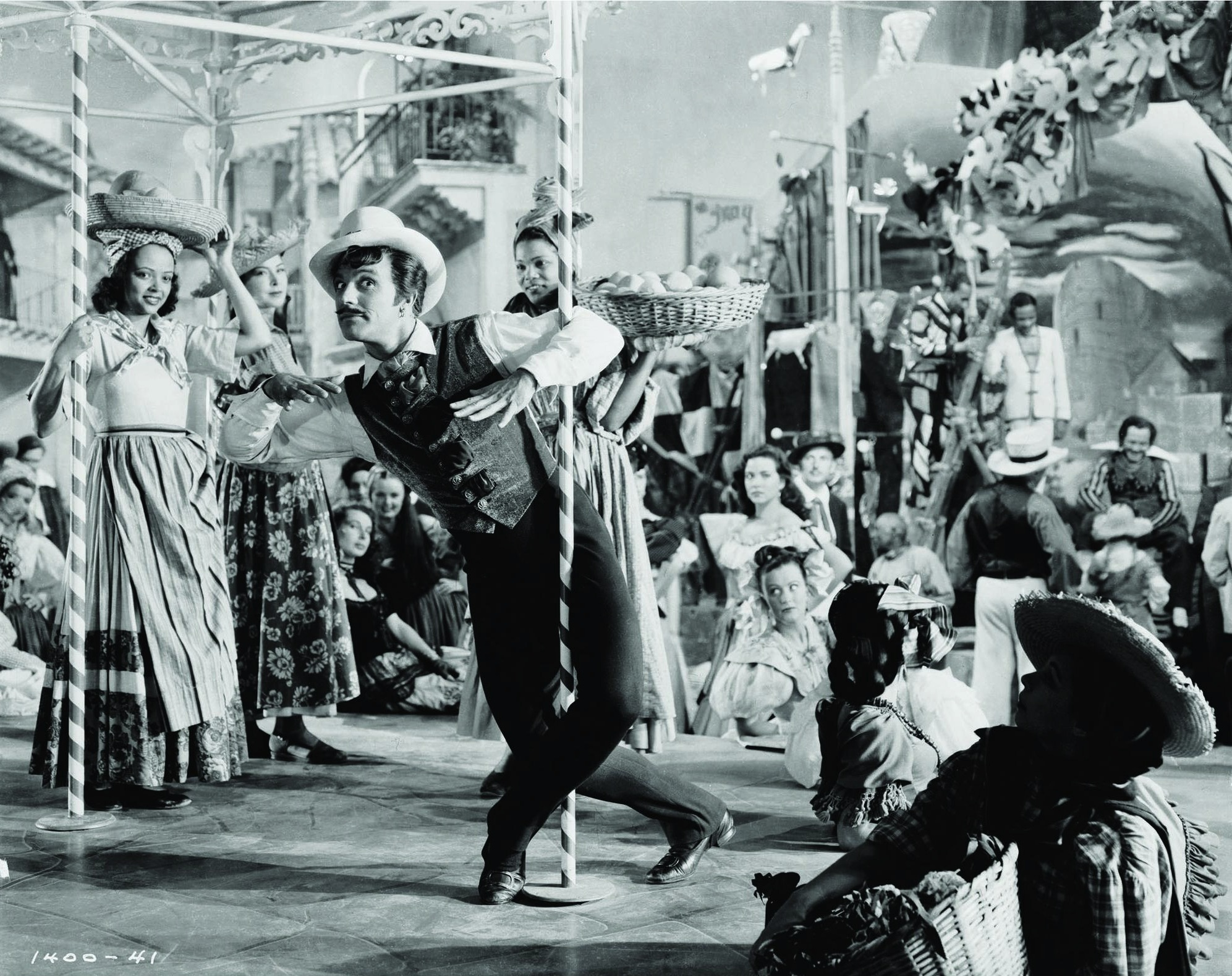 Gene Kelly in The Pirate (1948)