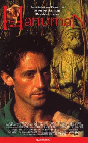 póster de la película de aventuras Hanuman