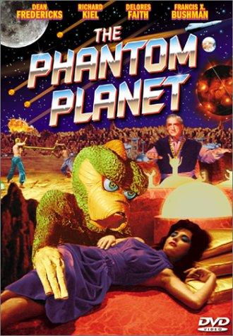 Francis X. Bushman and Dolores Faith in The Phantom Planet (1961)