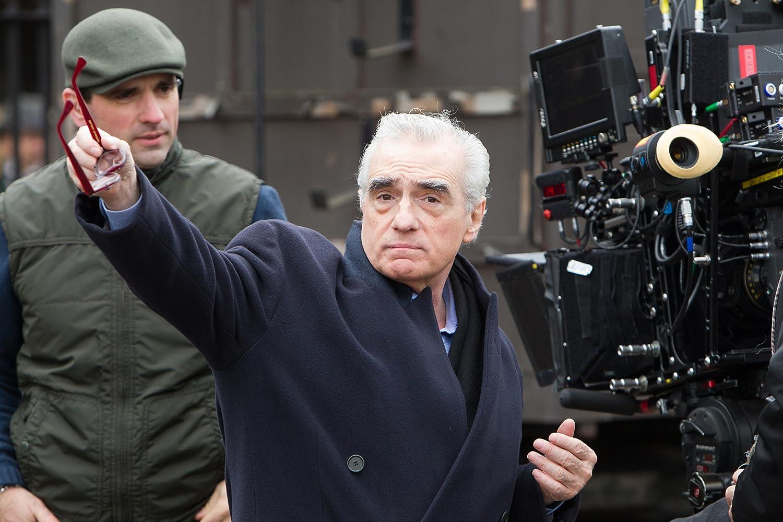 Martin Scorsese in Hugo (2011)