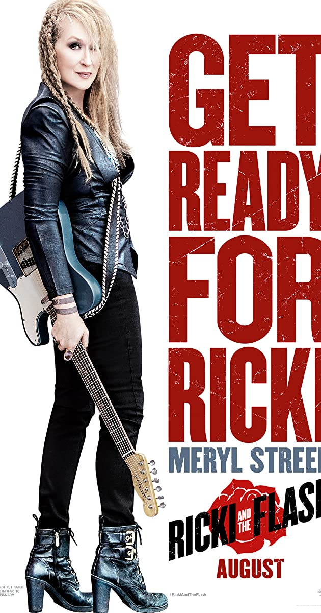 Subtitle of Ricki and the Flash