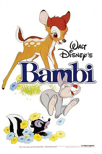 Bambi (1942) BluRay 480p, 720p & 1080p
