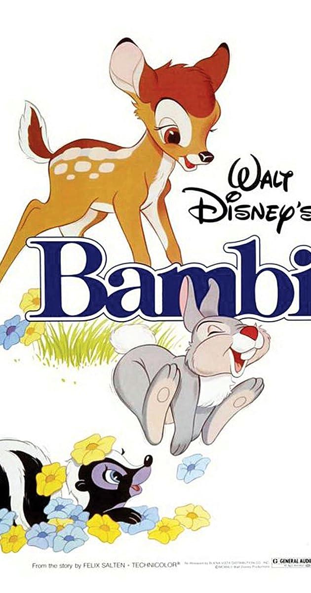 Bambi (1942) - Plot Summary - IMDb