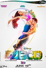 Varun Dhawan and Shraddha Kapoor in Any Body Can Dance 2 (2015)