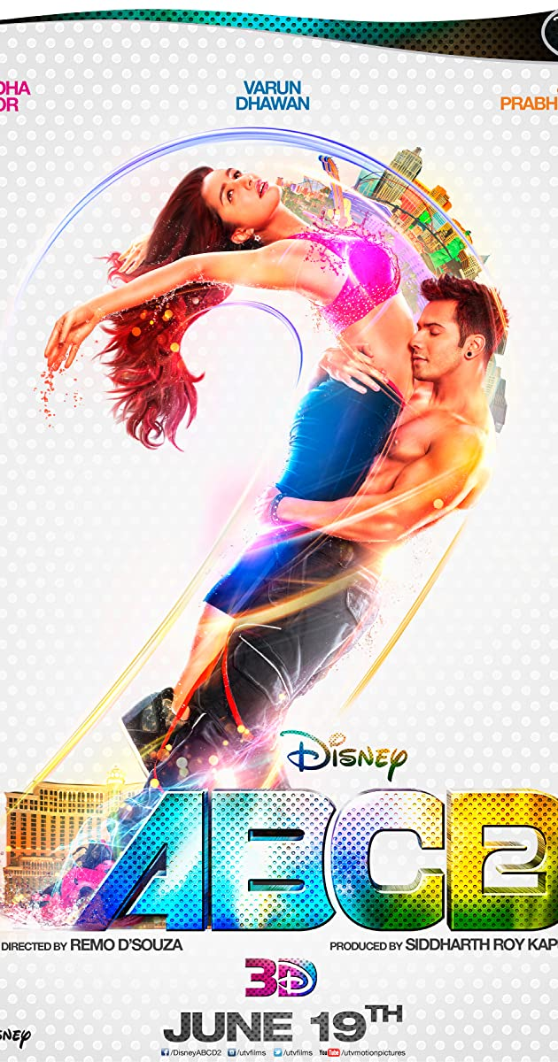 ABCD - Any Body Can Dance - 2 2 Tamil Dubbed Movie Download