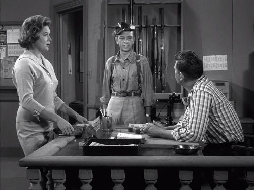 """The Andy Griffith Show"""" Andy and the Woman Speeder (TV Episode 1961) - IMDb"""
