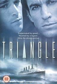 Luke Perry and Dan Cortese in The Triangle (2001)