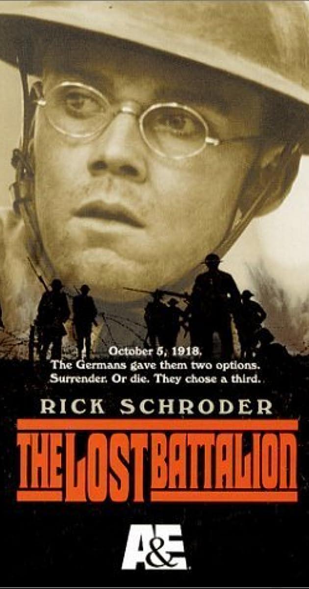 The Lost Battalion Tv Movie 2001 Imdb